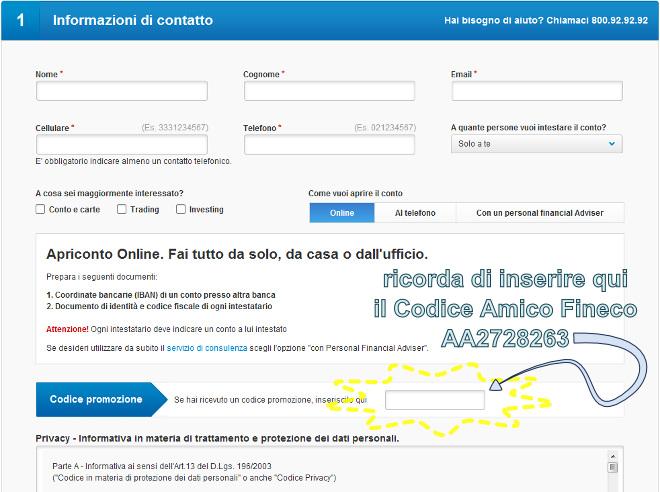 promozione-fineco-giugno-2012-codice-amico-AA2728263-registrazione.jpg