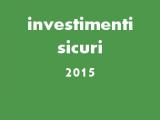 Investire al riparo dai rischi 2015