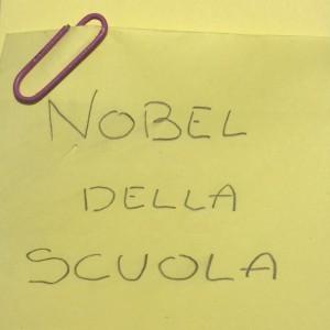 Premio Nobel della Scuola
